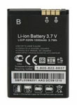LG Battery for LG LGIP-520N (Single Pack) Replacement Battery 58296-5