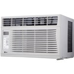 LG LW6016R 6,000 BTU 115V Window-Mounted Air Conditioner with Remote Control 2302718
