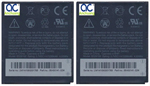 HTC Battery for HTC BD26100 (2-Pack) Replacement Battery