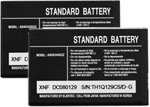 Samsung Battery for Samsung AB403450GZ (2-Pack) Replacement Battery