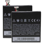 HTC Battery for HTC BJ83100 (2-Pack) Mobile Phone Battery