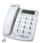 At&t Tstl333wht Corded Phone