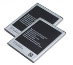 Samsung Battery for Samsung B500BE (2-Pack) Battery for Samsung B500BE 78344-5