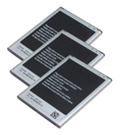 Samsung Battery for Samsung B500BE (3-Pack) Battery for Samsung B500BE 78345-5
