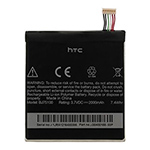 HTC Battery for HTC BJ75100 (Single Pack) Replacement Battery