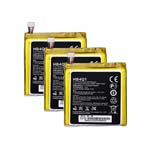 Huawei Battery for Huawei HB4Q1 (3-Pack) Mobile Phone Battery