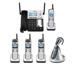Hot Deal att sb67138 office bundle with headset sb67118 sb67138 plus 3 sb67108 tl7610