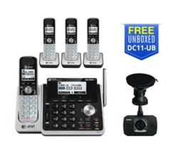 ATT Hot Deals att tl88102 bundle with free dc11 dash camera
